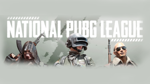 2019 National PUBG League P1