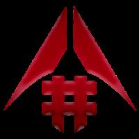 Alpha x Hashtag - logo