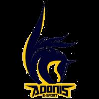 Adonis Esports logo