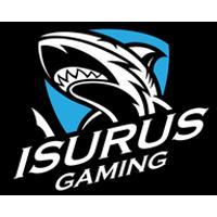 Isurus Gaming logo