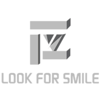 look for smile - logo