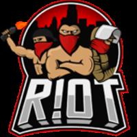 R!OT Gaming logo
