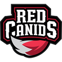 RED Canids logo