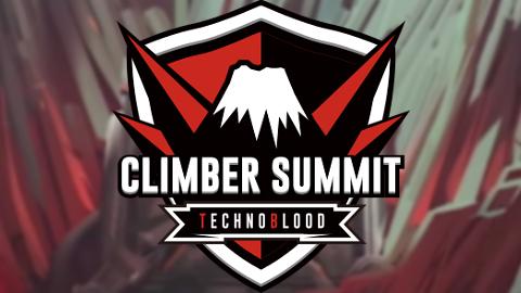 VALORANT TechnoBlood Climber Summit logo