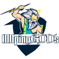 100pinggods - logo