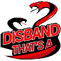 That's a Disband