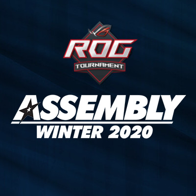 2020 Assembly ASUS ROG Winter