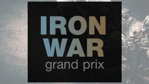 2021 IronWar Grand Prix logo