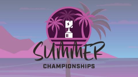Nerd Street Gamers: Summer Championship - May logo