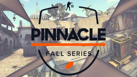 2021 Pinnacle Fall Series 2 logo