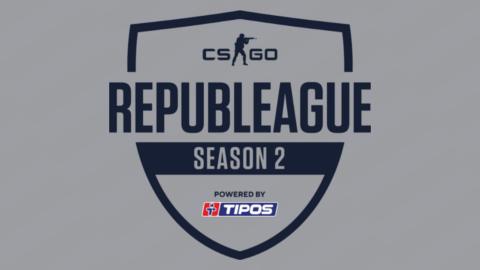 2021 REPUBLEAGUE Season 2 logo