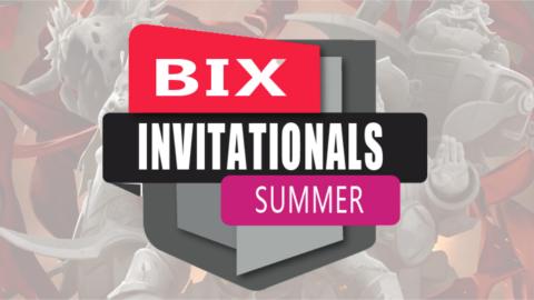 2021 BIX Invitational Summer logo