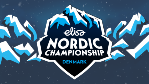 2021 Elisa Nordic Championship - Denmark logo