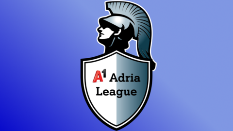 2021 A1 Adria League Season 8 logo