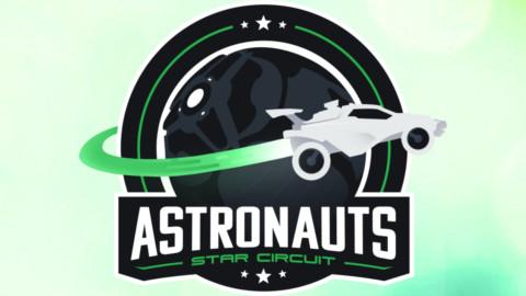 ASTRONAUTS Star Circuit Season 3 logo