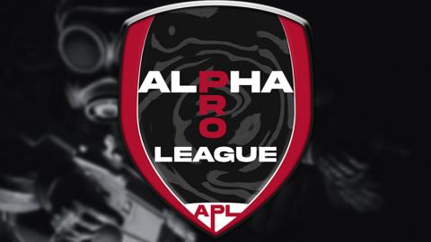 2021 Alpha Pro League logo