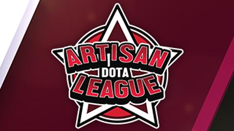 2020 Artisan Dota League logo