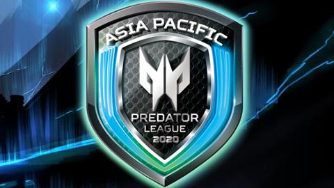 2020-2021 Asia Pacific Predator League - APAC logo