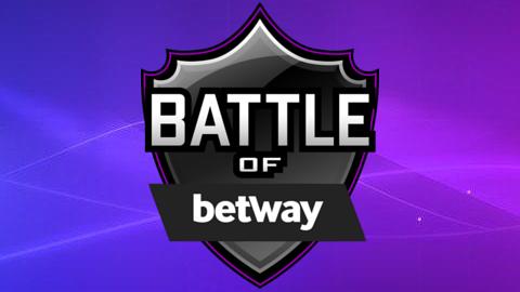 2021 Battle of Betway #2 logo