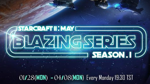 Blazing Series May S1
