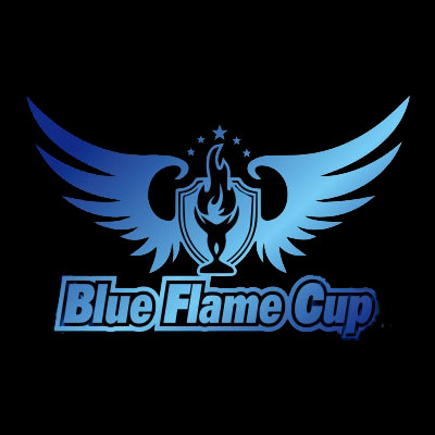 Blue Flame Cup