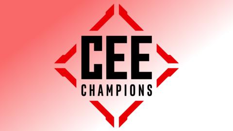 2021 CEE Champions logo