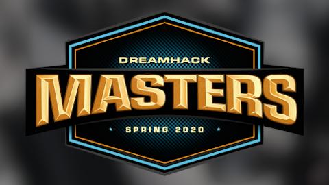 2020 DreamHack Masters Winter Europe   logo