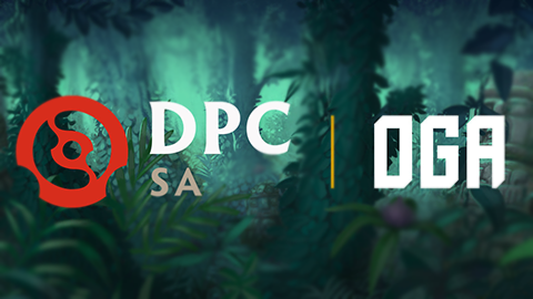 2021 OGA DPC S1 - SA Upper Division logo