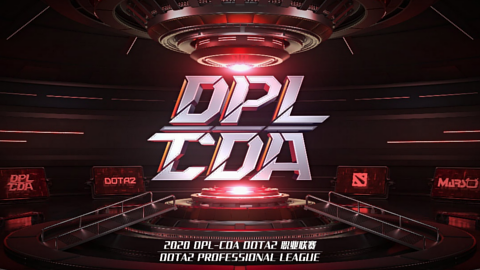 DPL-CDA Professional League Season 2 - logo