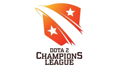 2021 Dota 2 Champions League S1 logo