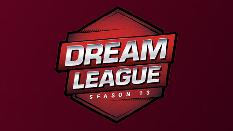 DreamLeague Season 13 - logo