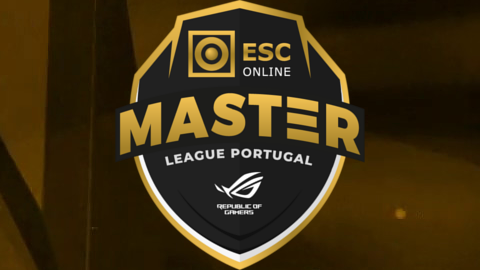2021 Master League Portugal Season 7 logo
