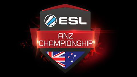 2018 ESL Australia and NZ Championship Season 8