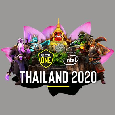 2020 ESL One Thailand Americas