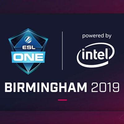 2019 ESL One Birmingham