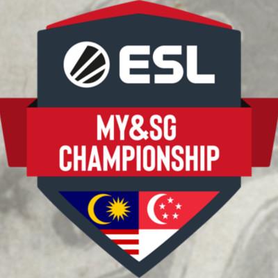 ESL MY and SG Championship Season 2