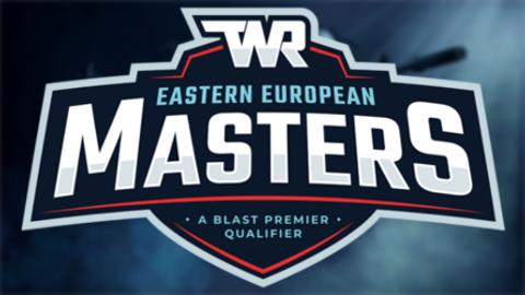 2021 TWR Eastern European Master Fall logo