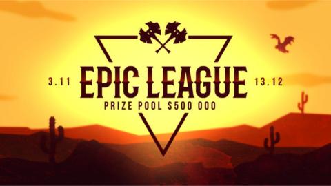 Epic League Division 2 logo