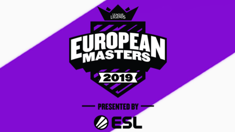 2019 European Masters Summer