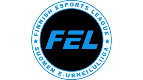 Finnish Esports League Season 9 logo
