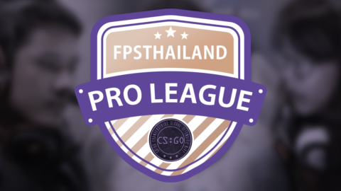 FPSThailand  Pro League Season 6