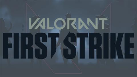 First Strike Brazil logo