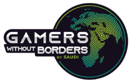 2021 Gamers Without Borders Charity logo