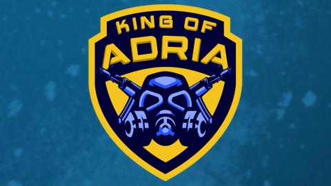 2021 King of Adria logo