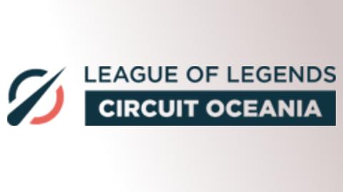 2021 League of Legends Circuit Oceania Split 2 logo