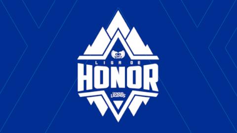 2020 Liga de Honor Entel Opening