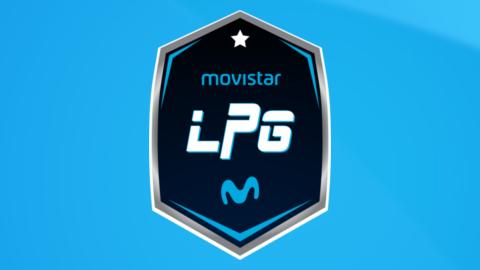 Movistar Liga Pro Gaming Season 10 logo