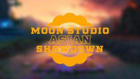 2021 Moon Studio Asian Showdown logo