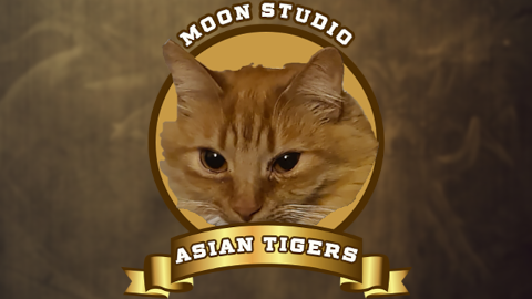 2021 Moon Studio Asian Tigers logo