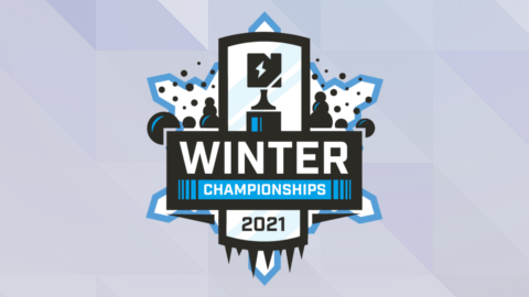 Nerd Street Gamers  Winter Championship logo